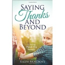 "Author Ralph Mosgrove Shares How to Make ""Thank You"" More Powerful in New Book"