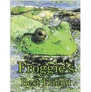 "Jane Goedken Releases First Children's Book Entitled ""Froggie's Best Friend"""
