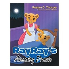 Children's author Roslyn C. Thorpe looks forward to the NEA EXPO 2018