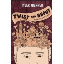 Tyler Oberheu's book on life with Tourette's will be displayed at the 2020 London Book Fair New Title Showcase