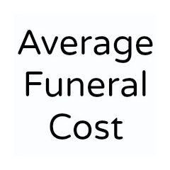 Average Funeral Cost Logo