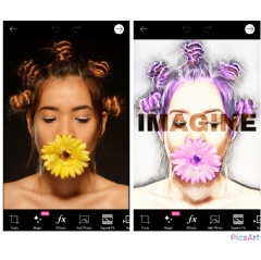 "PicsArt launches first customizable, AI-powered ""Magic"" photo effects for Android."