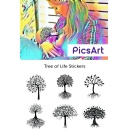PicsArt Offers Free Tree of Life Stickers to Support Mothers and the Viral Brelfie Trend to #NormalizeBreastFeeding