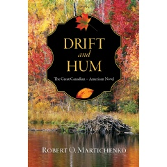 Drift and Hum, winner of the Canada Book Award