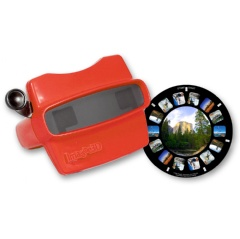 RetroViewer and custom photo reel by Image3D