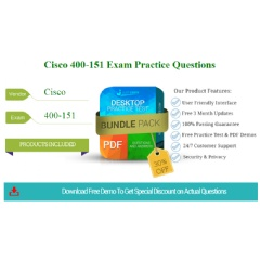 Cisco 400-151 Exam Practice Questions