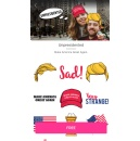 PicsArt Releases Themed Sticker Pack and Photo Effect For U.S. Inauguration Day