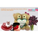 SendBestGift.com has updated Brand New Collection of Birthday & Anniversary Gifts Categories