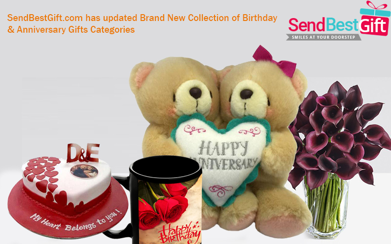 SendBestGift A Leading Name In Indian Online Gifts Industry Has Updated Its Collection Of Birthday And Anniversary No Worries Exorbitantly High