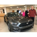 Hiller Ford Celebrates 63rd Anniversary with Drawing for the use of a New MUSTANG CONVERTIBLE for One Year