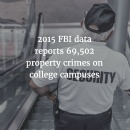 Campus Crime & Fires: Don't expect your college to replace stolen or damaged property