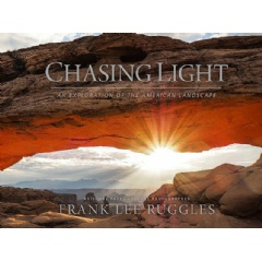 """Chasing Light: An Exploration of the American Landscape"" supports the National Park Trust and is available for purchase online at https://www.frankruggleschasinglight.com/ and on Amazon."