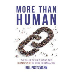 """More Than Human"" now available FREE on Amazon"