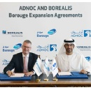 ADNOC and Borealis Sign Agreement to Extend and Expand Joint Petrochemical activities in Ruwais