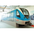 Alstom presents to RTA the Route 2020 train Mock-up in Paris