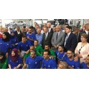 Volkswagen Group and SOVAC S.P.A. inaugurate multi-brand plant SOVAC Production S.P.A. in Algeria