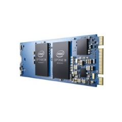 On March 27, 2017, Intel introduced the Intel Optane memory module for desktops. (Credit: Intel Corporation)