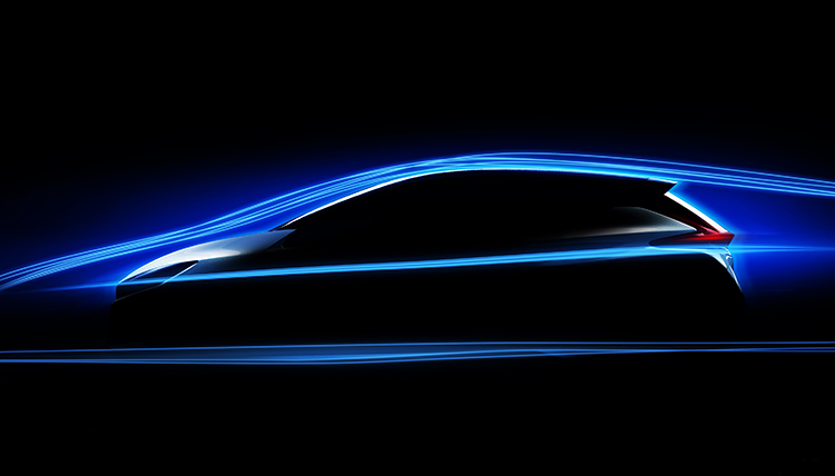 Next-gen Nissan Leaf detailed, aero and 'e-Pedal' confirmed
