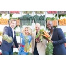 Kristen Bell, Bobby Flay, Taye Diggs and Tom Colicchio Do Some Good with Their Selfies