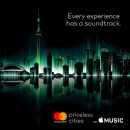 Mastercard and Apple Music press play on Priceless Cities soundtracks