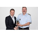 Motorola Solutions hands over 300,000th TETRA Radio Terminal to German Public Safety Organisations