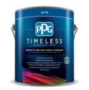PPG launches PPG TIMELESS premium paint at The Home Depot