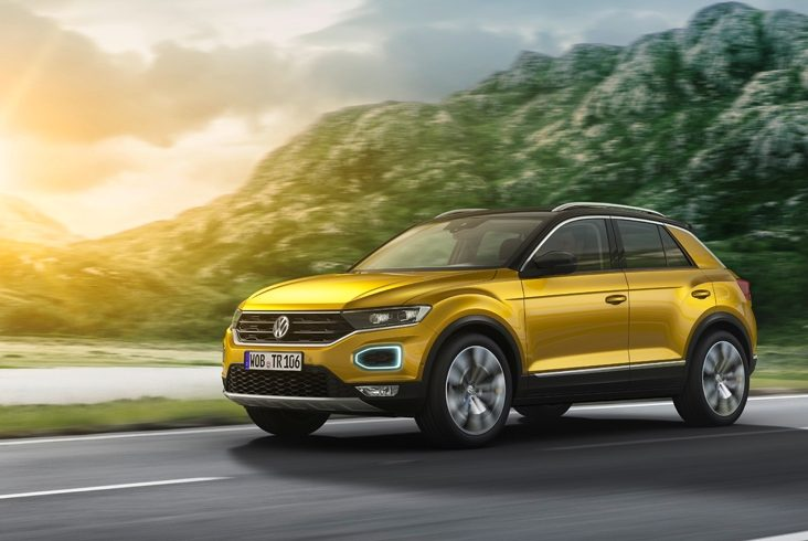 You Won't Be Able to Buy Volkswagen's New Crossover in the US