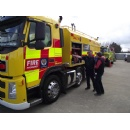 Second life for milk tanker at rural Southland fire brigade