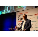 Carlsberg Group Chairman Flemming Besenbacher emphasises need for business leadership to combat climate change during speech at Climate Week NYC