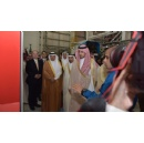 Gas turbine facility inaugurated under Saudi Aramco-Mitsubishi Hitachi strategic partnership
