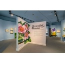 National Postal Museum Opens Art Exhibition Celebrating Beautiful Blooms on Stamps