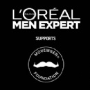 L'Oréal Men Expert partners with the Movember foundation