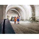 "MasterEase optimizes concrete during construction of the ""Tunnel de Champel"" in Geneva"