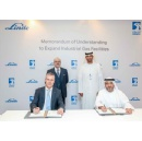 ADNOC Signs Agreement with Linde to Explore New Industrial Gases Complex