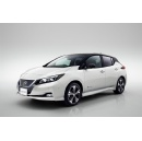 New Nissan LEAF makes China debut at Guangzhou auto show