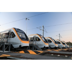 New NGR fleet to increase capacity by over 26% along Queensland's vital South-East rail corridor