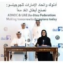 ADNOC and UAE Jiu-Jitsu Federation Sign Partnership to Fuel the Growth of Future Champions