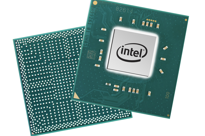 Intel reveals new Pentium Silver and Celeron CPUs