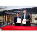 Huawei Announces Research Partnership with Trinity College