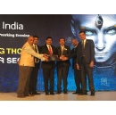 Chief Security & Brand Protection, Tata Steel Receives the Life Time Achievement Award at IFSEC, 2017