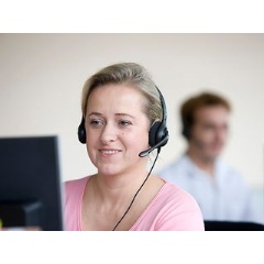 New communications system for e-mail, telephony, and chat. More time for advising insurance customers.