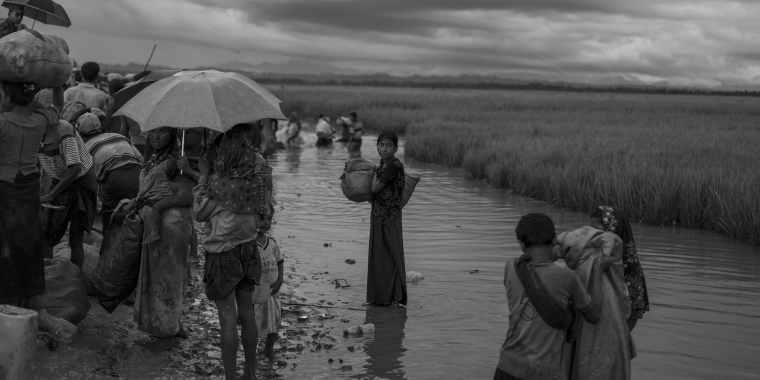 Myanmar | Aid group says at least 6700 Rohingya killed in crackdown