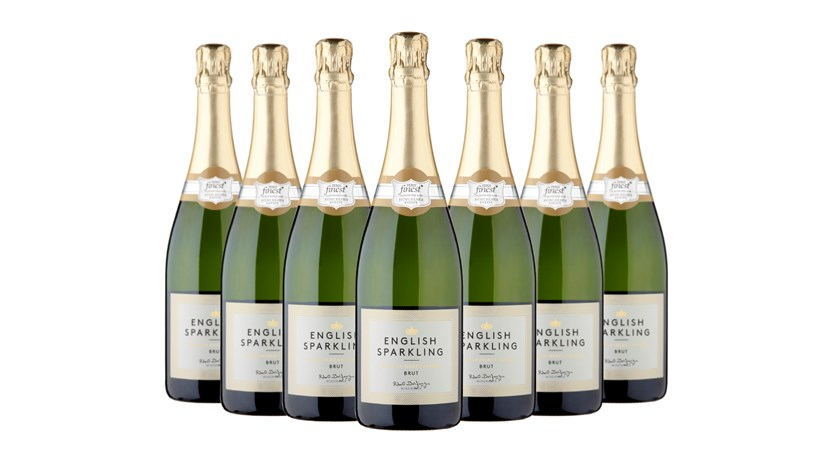 Growing thirst for English sparkling wine