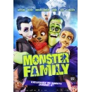 "AT&T Delivers ""Monster Family"" Starring The Voices of Emily Watson, Jason Isaacs and Nick Frost"