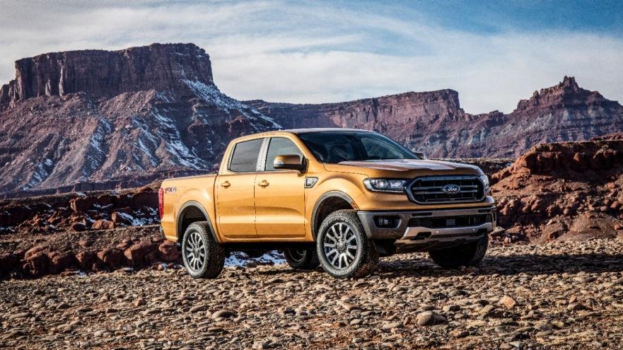 Ford Ranger debuts in Detroit