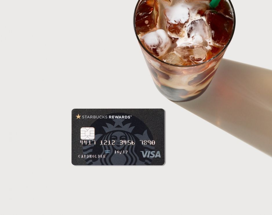 Starbucks Launches Credit Card With Chase