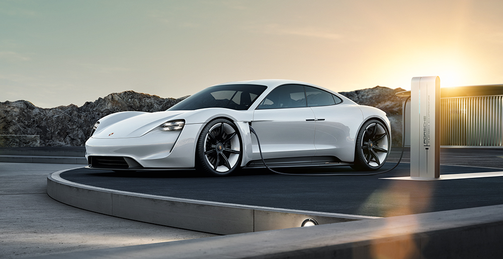 Porsche is doubling its investment in electric and hybrid vehicles