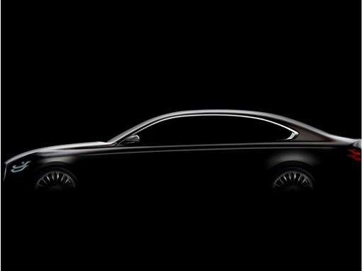 Kia previews second-generation K900