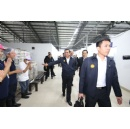 Thai Union Welcomes Prime Minister at its Samut Sakhon Manufacturing Plant