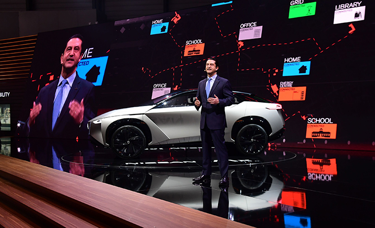 Tata's EVision Sedan Concept Previews A Quirky Compact 4-Door